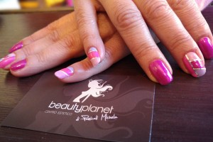 Semipermanente Shellac Pink Pesaro