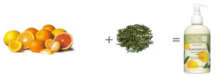 CND-SCENTSATIONS-CITRUS & GREEN TEA